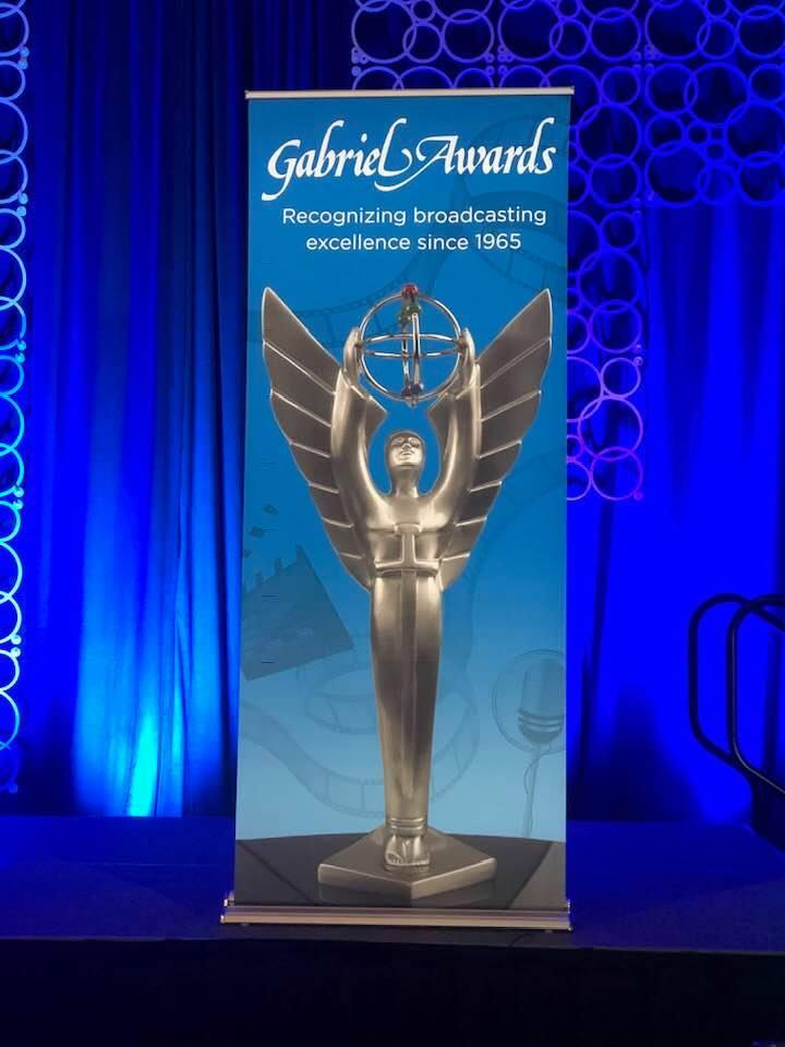 Gabriel Award Banner
