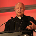 Vatican's Archbishop Celli Delivers Keynote on Faith and Social Media