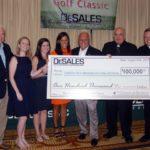 DeSales Media's Annual Golf Outing Raises $100K for Cristo Rey Brooklyn High School