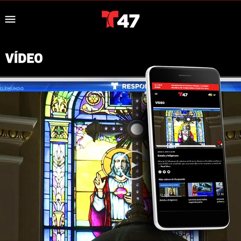 T47 Web page
