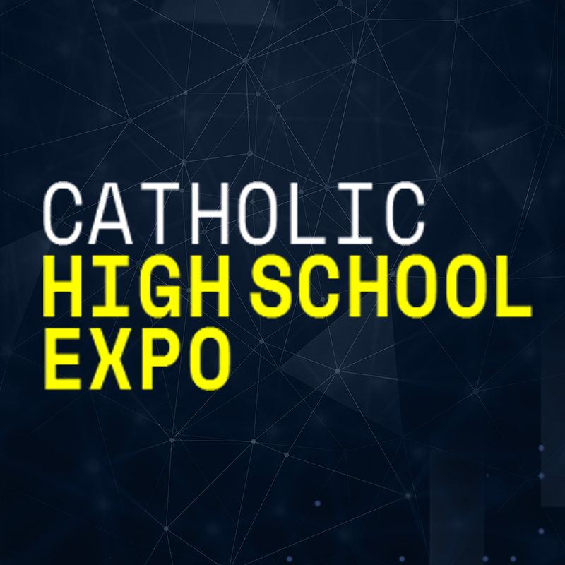 Catholic High School Expo Logo