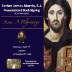 Author of 'Jesus: A Pilgrimage' to Speak and Sign Books at Holy Name