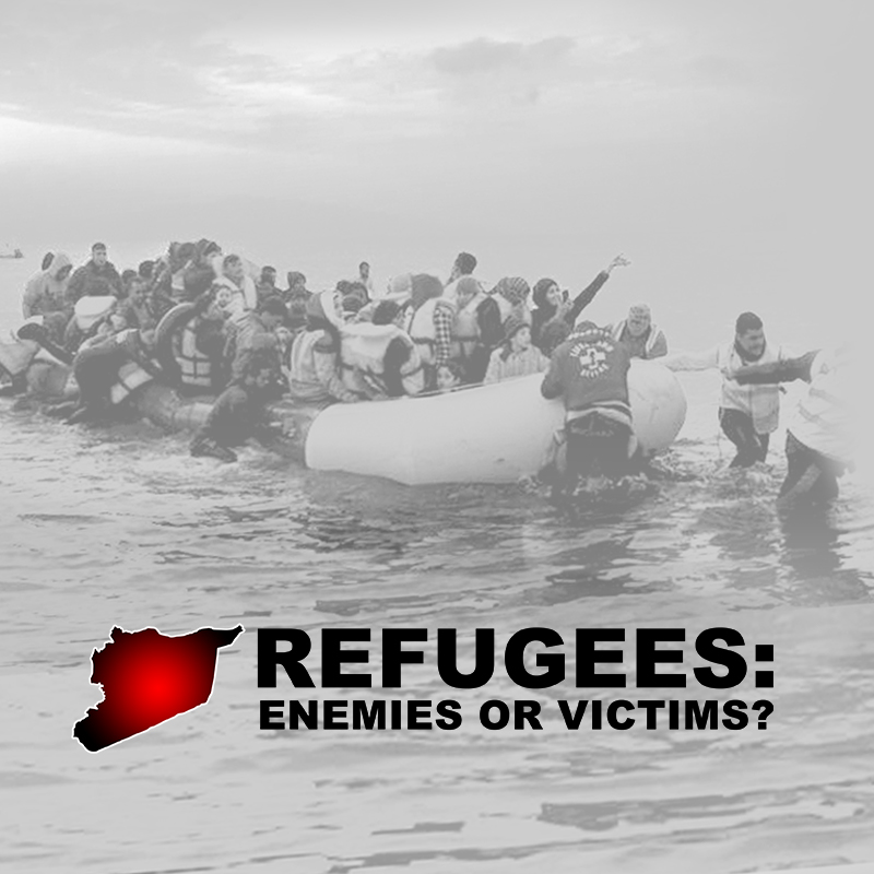 Refugees Documentary logo