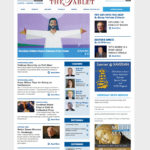 The Tablet Website Has a New Look