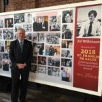 Wilkinson Honored for Decades of Service to Catholic News in Brooklyn and Queens